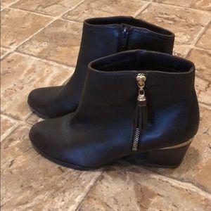 Isaac Mizrahi Brown Boots 8.5